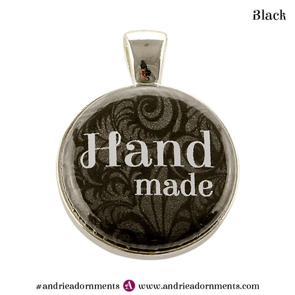 Black on Silver - Andrie Adornments