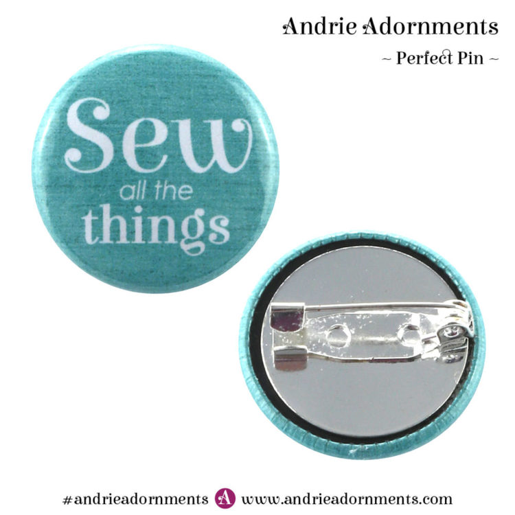 Andrie Adornments - Perfect Pin