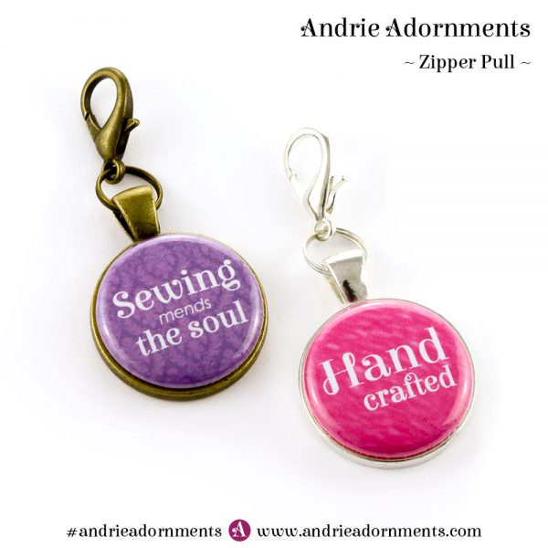 Andrie Adornments - Zipper Pull