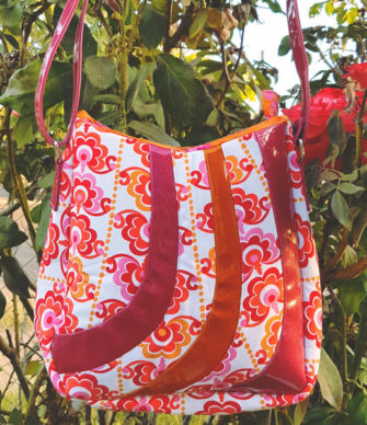 This Shades of Yesterday Tote Bag has spring written all over it! - Andrie Designs