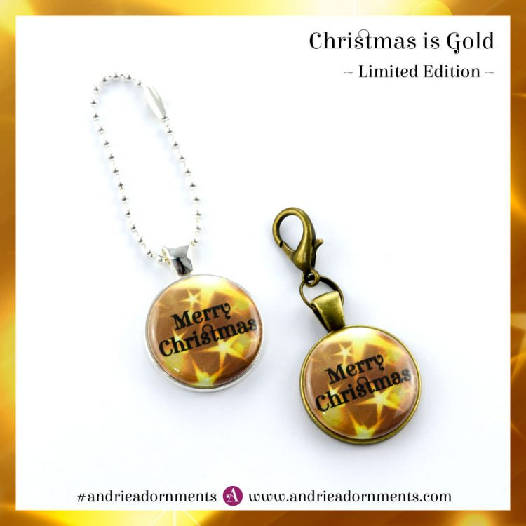 Christmas is Gold - Limited Edition - Andrie Adornments