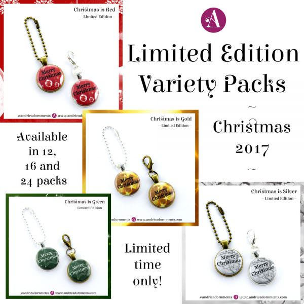 Limited Edition Variety Packs - Andrie Adornments