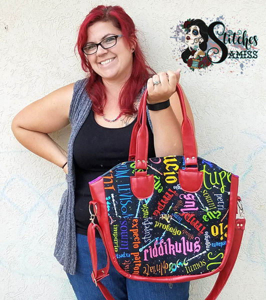Harry Potter-themed Creative's Tote - Andrie Designs