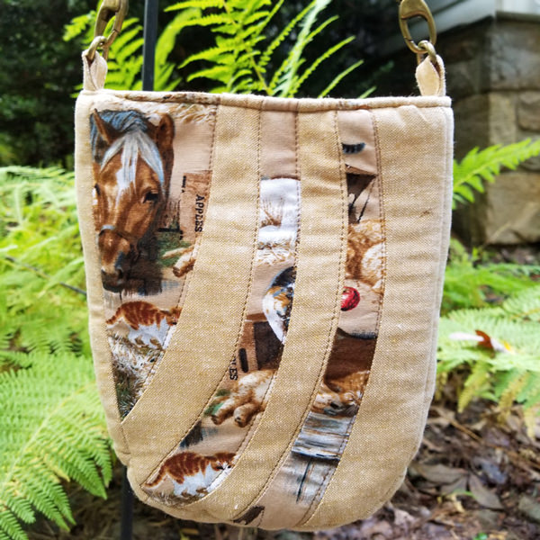 Love this horse-themed Mini Shades Pouch - Andrie Designs