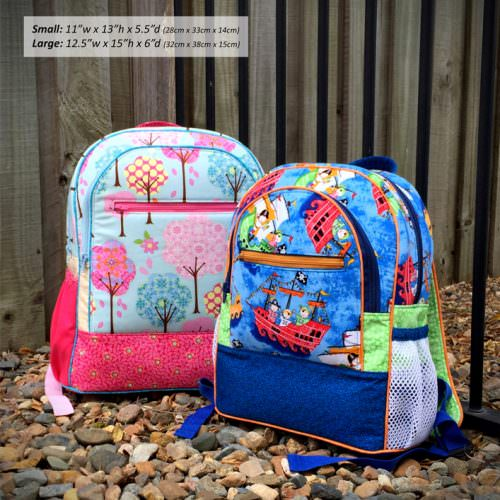 Adventure Time Backpack - Andrie Designs