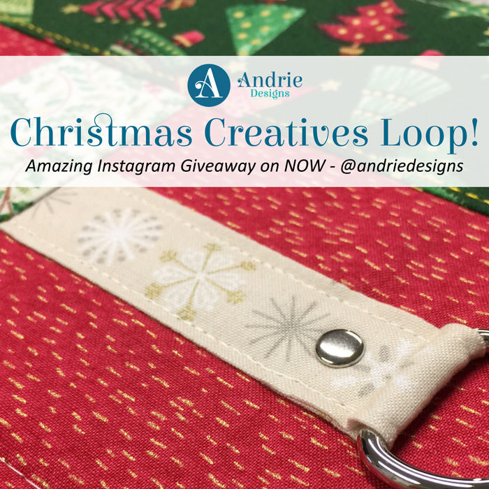 Christmas Creatives Loop 2017 - Andrie Designs