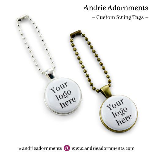 Andrie Adornments - Custom Swing Tags