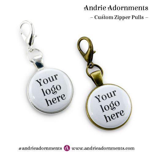 Andrie Adornments - Custom Zipper Pulls