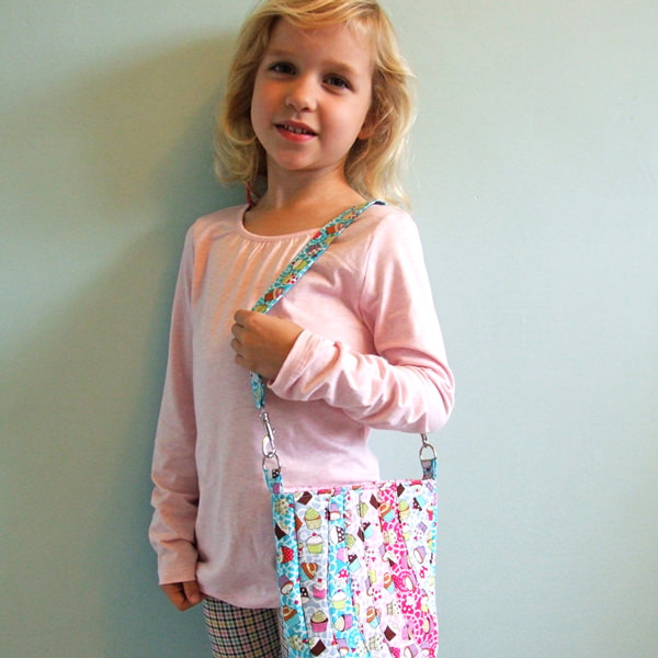 A great size for kids too! Mini Shades Pouch - Andrie Designs