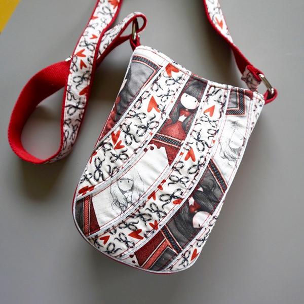 Gorjuss Girls anyone?! Mini Shades Pouch - Andrie Designs