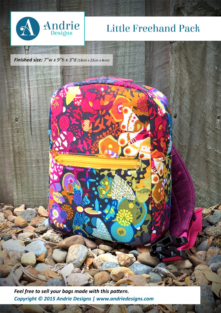 Little Freehand Pack - Andrie Designs