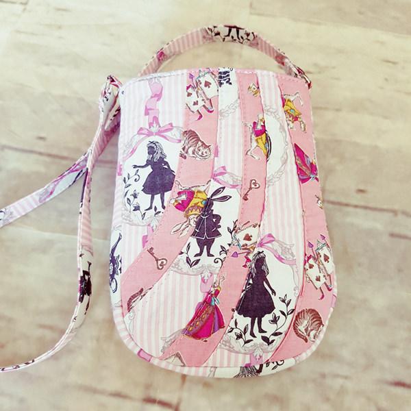 Pretty Alice in Wonderland Mini Shades Pouch - Andrie Designs