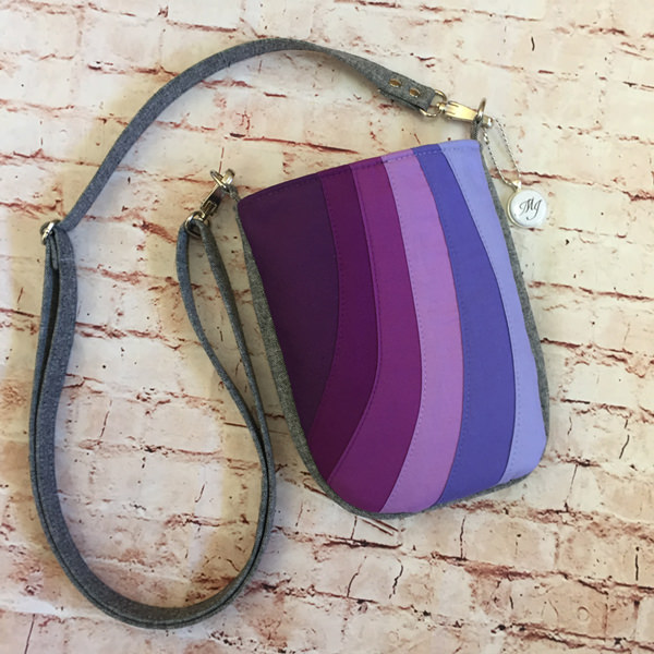 Ombre anyone?! Mini Shades Pouch - Andrie Designs