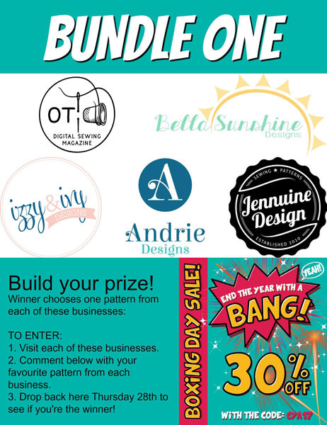 Check out the fantastic bundles up for grabs too! - Andrie Designs