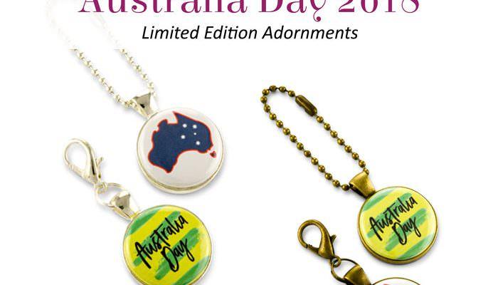 Australia Day 2018 – Limited Edition Adornments