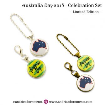 Celebration Set - Australia Day 2018 - Andrie Adornments