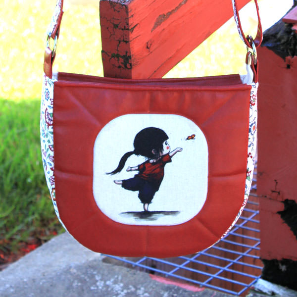 Cute! Catch that butterfly! Summertime Sling - Andrie Designs