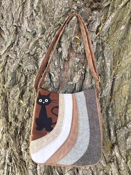 Linda's Shades of Yesterday Tote Bag - Customer Creations - January 2018