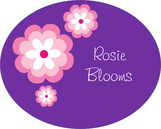 Logo- Meet the Maker - Rosie Blooms