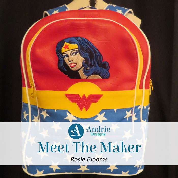 Meet the Maker - Rosie Blooms
