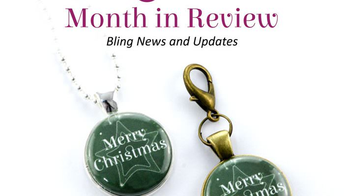Andrie Adornments Month in Review – December 2017