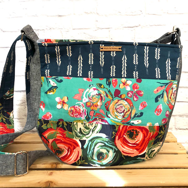 Beautiful floral Summertime Sling - Andrie Designs