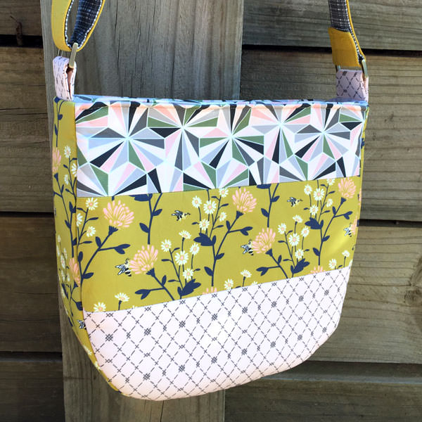 Love this floral and geometric-themed Summertime Sling - Andrie Designs