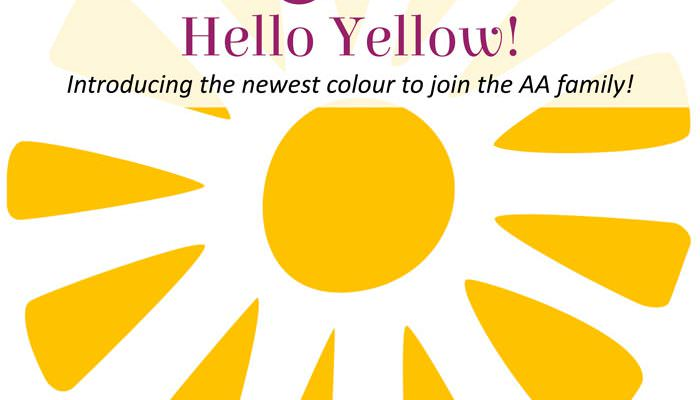 Hello Yellow!