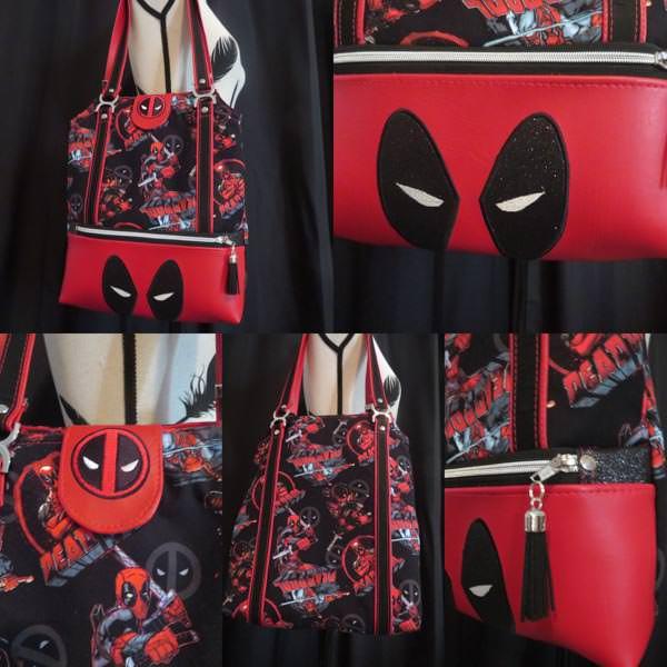 Tote Bag - Meet the Maker - Rosie Blooms