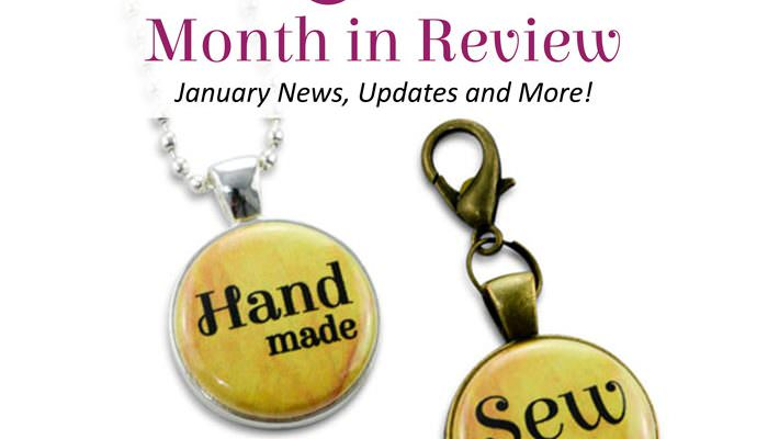 Andrie Adornments Month in Review – January 2018
