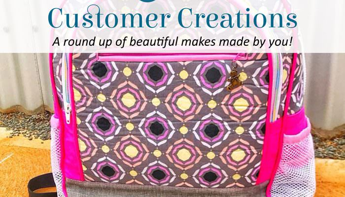 Customer Creations – February 2018