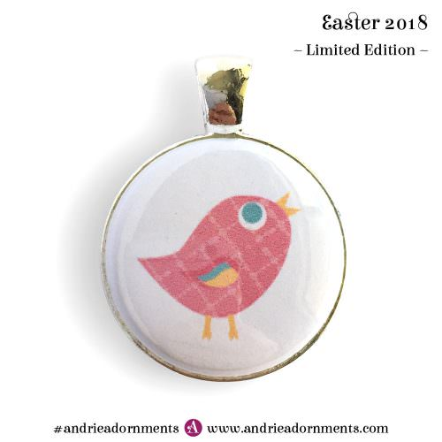 Bird - Easter 2018 - Limited Edition - Andrie Adornments