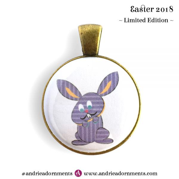 Bunny - Easter 2018 - Limited Edition - Andrie Adornments
