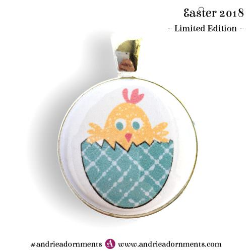 Chick - Easter 2018 - Limited Edition - Andrie Adornments