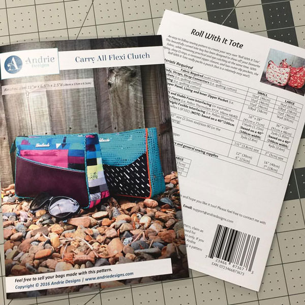 Read the instructions! - Andrie Designs