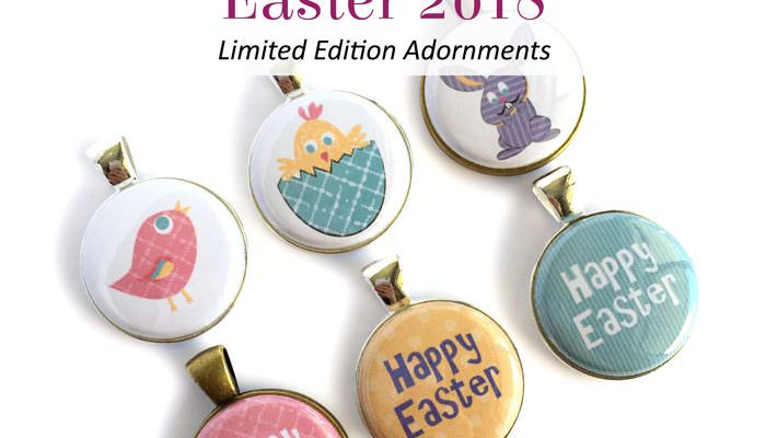 Easter 2018 – Limited Edition Adornments