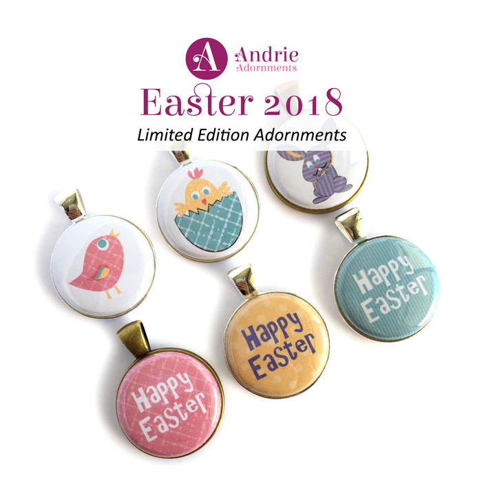 Easter 2018 Limited Edition Collection - Andrie Adornments