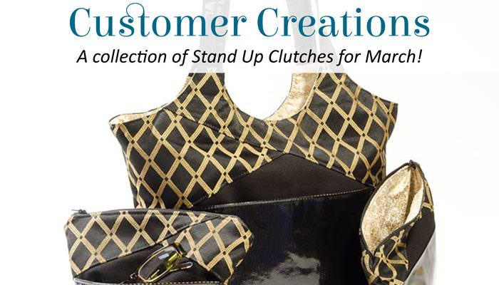Customer Creations – March 2018