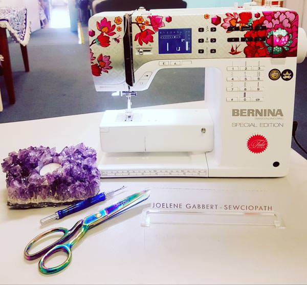 Meet the Maker - Handmade by JoeJoe - Andrie Designs - Sewing Station