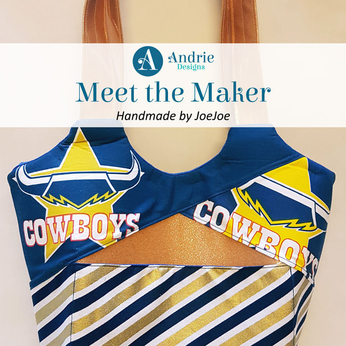 Meet the Maker - Handmade by JoeJoe - Andrie Designs