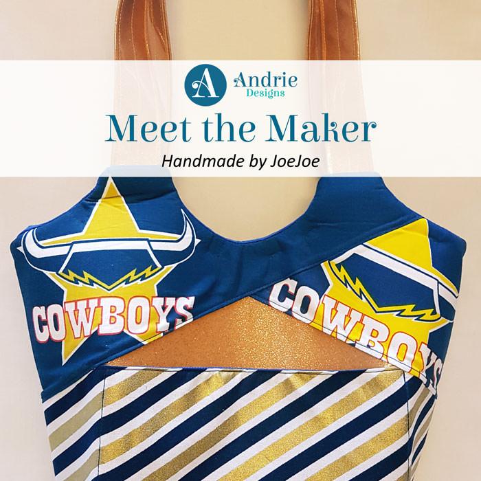 Meet the Maker - Handmade by JoeJoe - Andrie Designs