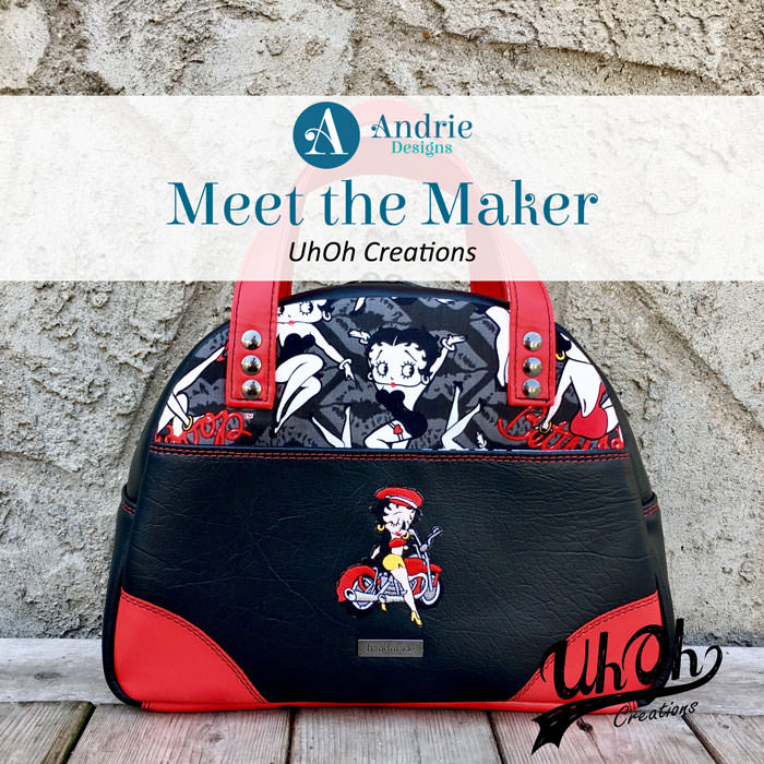 Meet the Maker - UhOh Creations - Andrie Designs