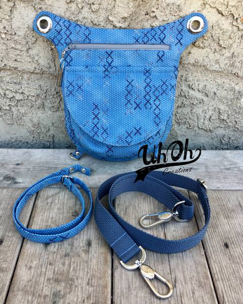 Meet the Maker - UhOh Creations - Charlie Hip Bag
