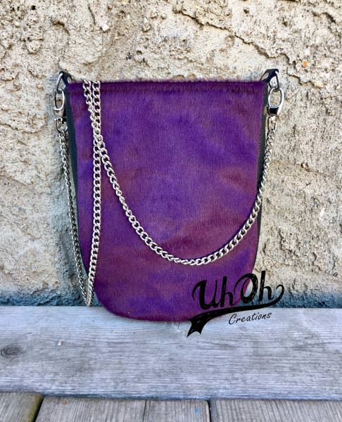 Meet the Maker - UhOh Creations -Shades of Yesterday Bag