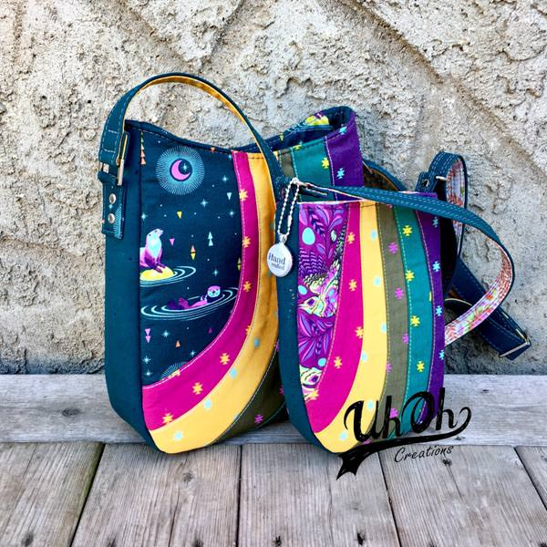 Meet the Maker - UhOh Creations - Shades of Yesterday Bags