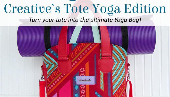 Creative's Tote Yoga Edition