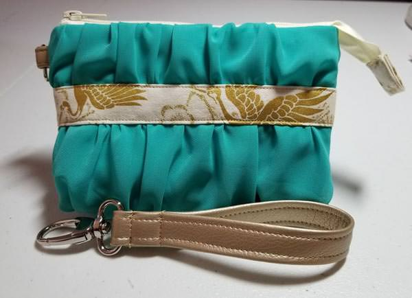 Customer Creations April- Andrie Designs - Lawanda - Gather Me Up Clutch