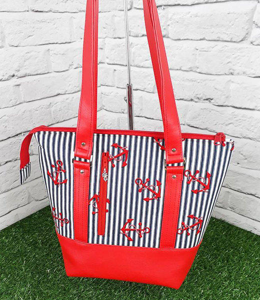 Daisy - Classic Carry All Tote Bag