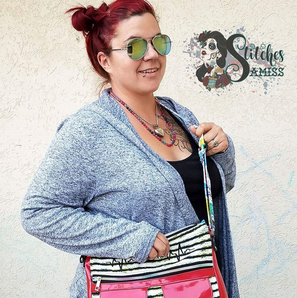 Meet the Maker - Stitches Amiss - Casey