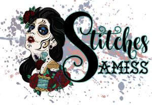 Meet the Maker - Stitches Amiss logo